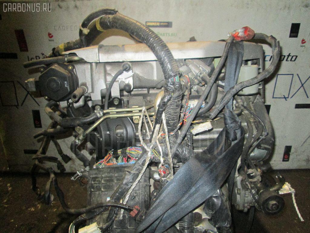 Двигатель MITSUBISHI DIAMANTE F31A 6G73. Фото 7