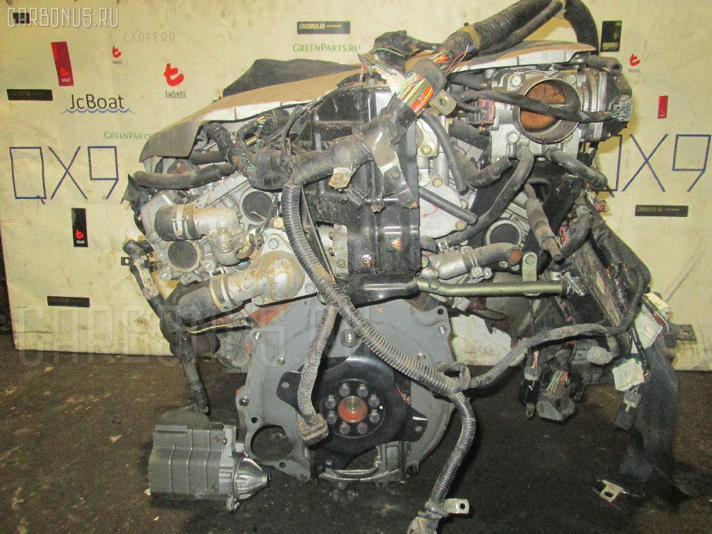 Двигатель MITSUBISHI DIAMANTE F31A 6G73. Фото 8