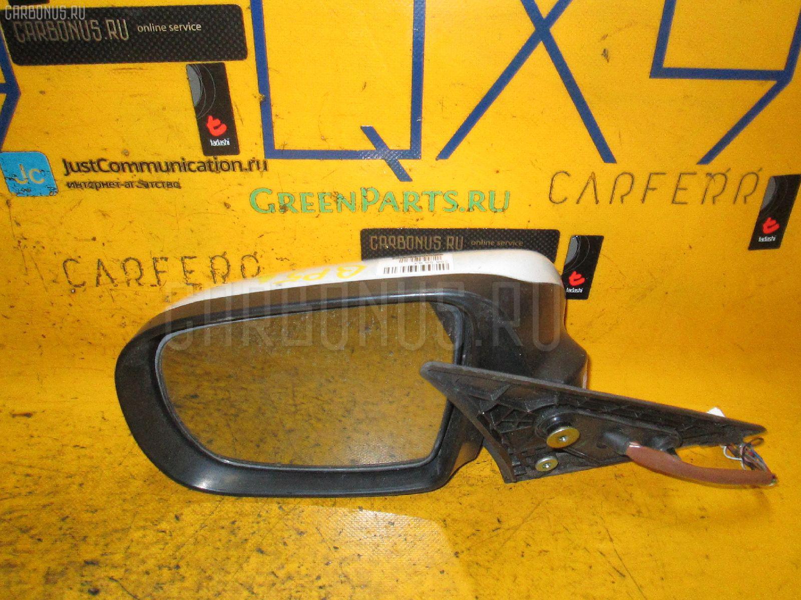Зеркало двери боковой SUBARU LEGACY WAGON BP5. Фото 8
