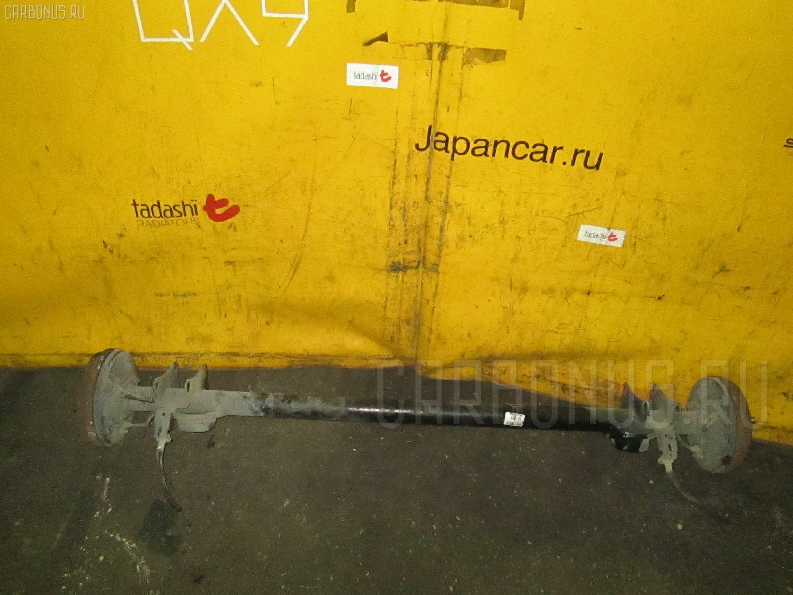 Балка подвески Suzuki Kei HN11S F6A Фото 1