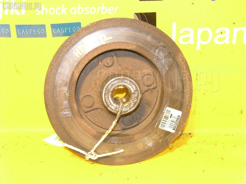 Тормозной диск NISSAN PRIMERA HP11 SR20DE Фото 2