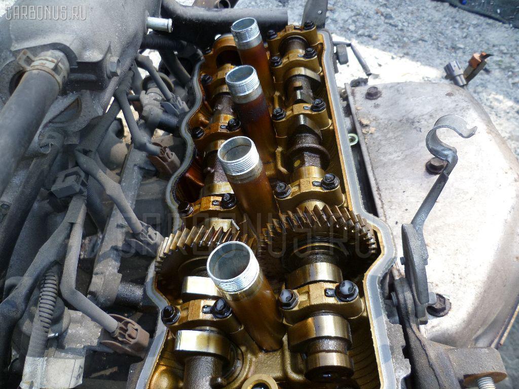 Двигатель TOYOTA IPSUM SXM10G 3S-FE. Фото 2