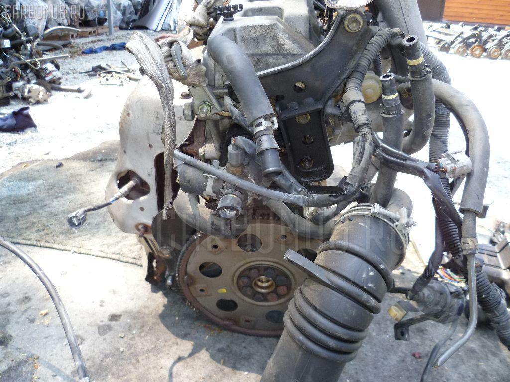 Двигатель TOYOTA IPSUM SXM10G 3S-FE. Фото 7