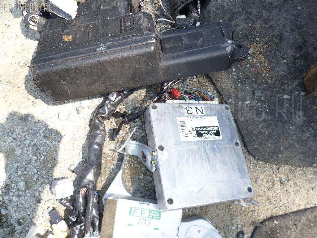 Двигатель TOYOTA IPSUM SXM10G 3S-FE. Фото 10