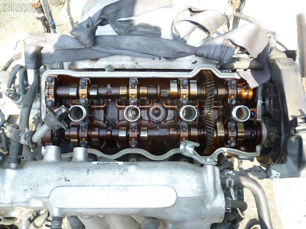 Двигатель TOYOTA CALDINA ST191G 3S-FE. Фото 1
