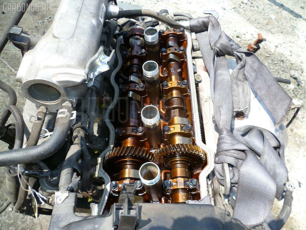 Двигатель TOYOTA CALDINA ST191G 3S-FE. Фото 2