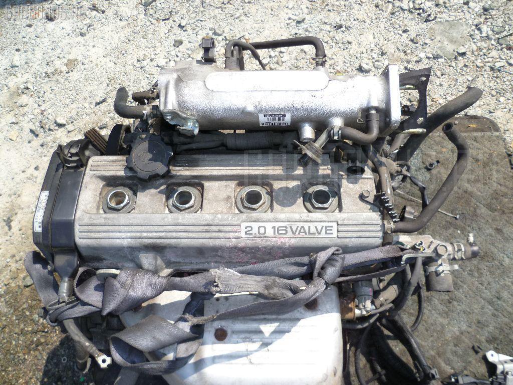 Двигатель TOYOTA CALDINA ST191G 3S-FE. Фото 9