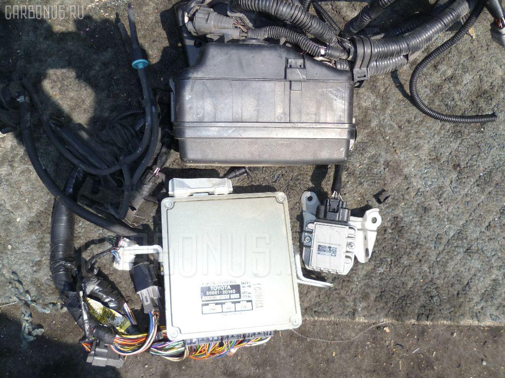 Двигатель TOYOTA CALDINA ST191G 3S-FE. Фото 10