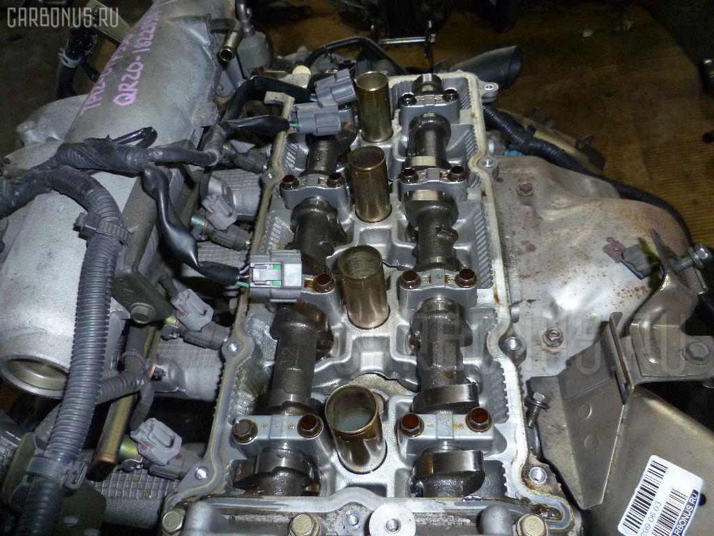 Двигатель NISSAN PRIMERA TP12 QR20DE. Фото 3