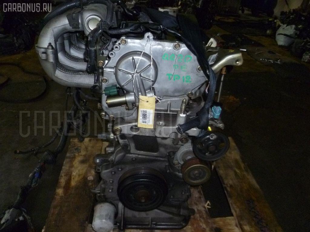 Двигатель NISSAN PRIMERA TP12 QR20DE. Фото 5