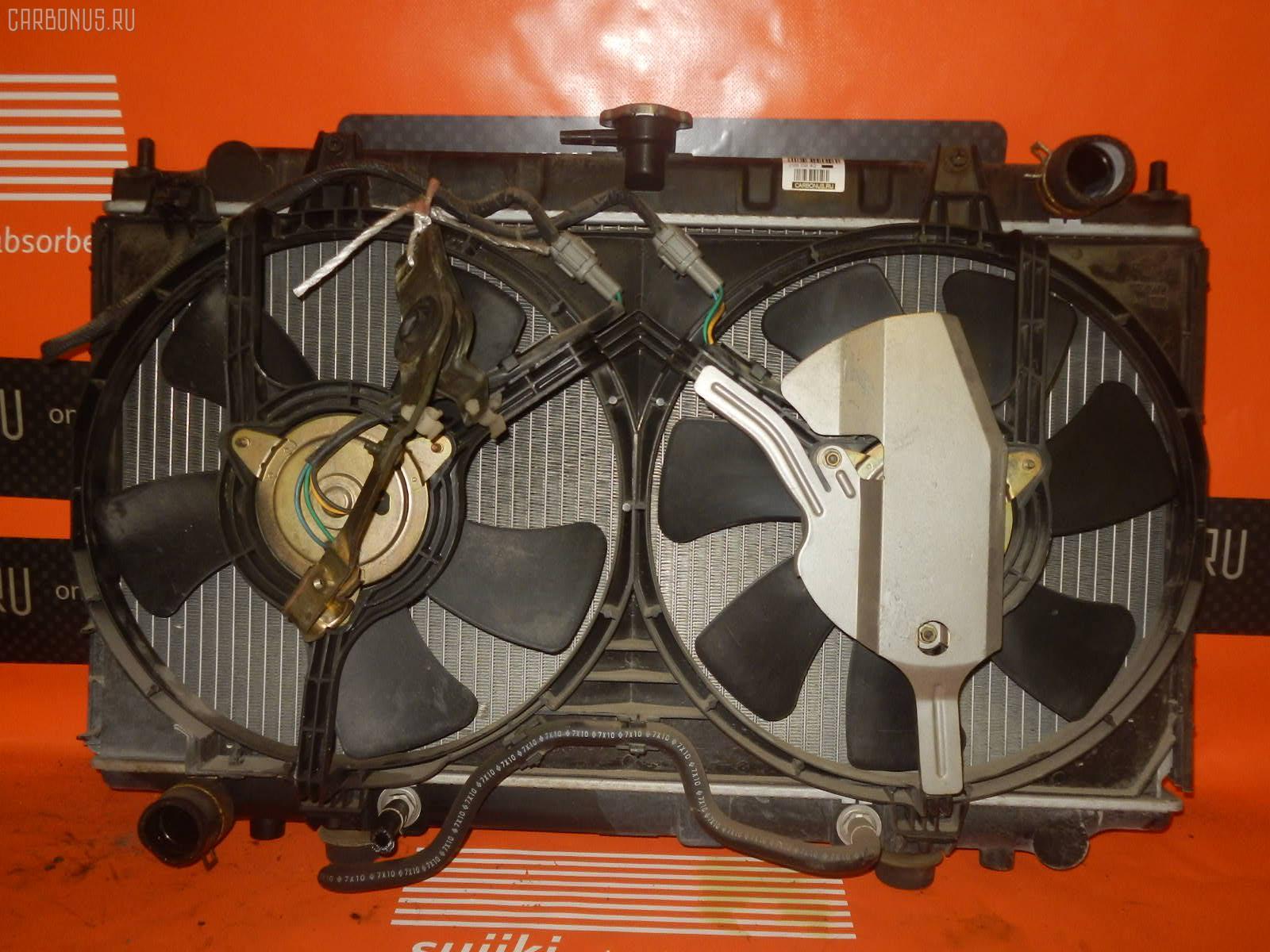 Радиатор ДВС NISSAN PRIMERA WAGON WHP11 SR20VE. Фото 2