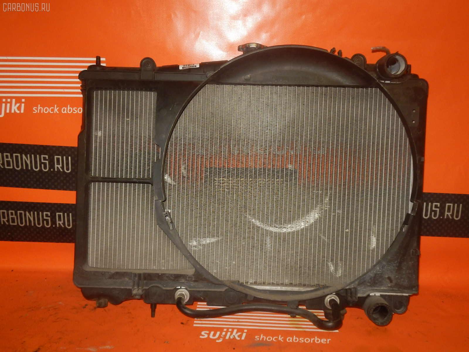 Радиатор ДВС NISSAN LAUREL GC35 RB25DE. Фото 6