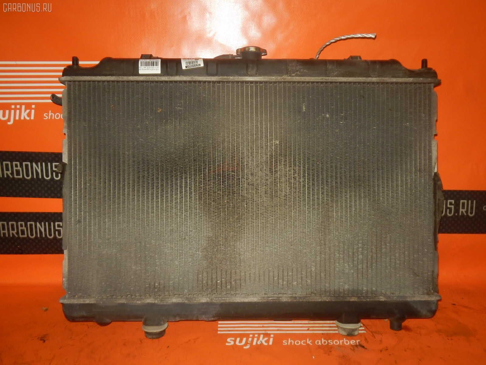 Радиатор ДВС NISSAN AVENIR W11 QG18DE. Фото 11