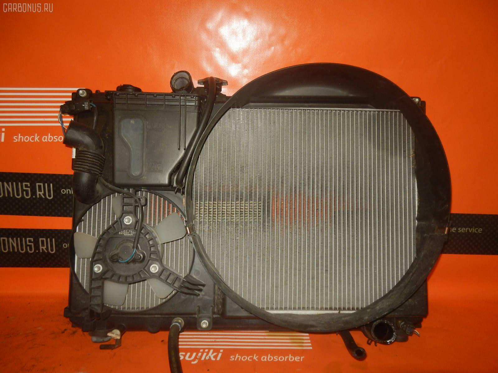Радиатор ДВС TOYOTA PROGRES JCG10 1JZ-GE. Фото 11