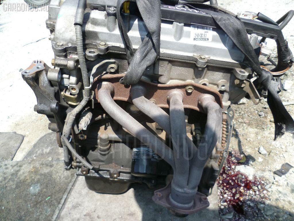 Двигатель TOYOTA VITZ SCP10 1SZ-FE. Фото 7