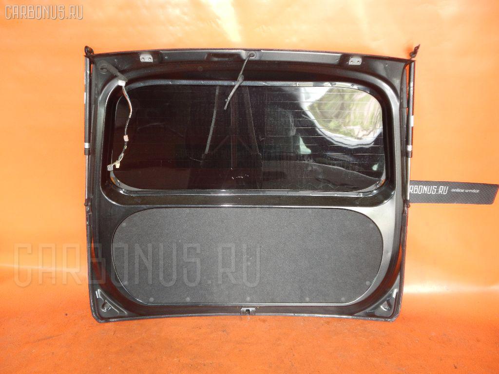Дверь задняя TOYOTA BB NCP31. Фото 2