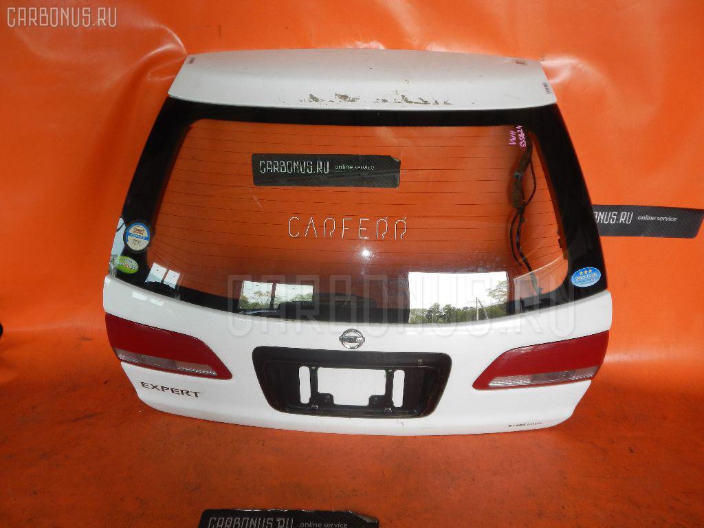 Дверь задняя NISSAN EXPERT VW11. Фото 2