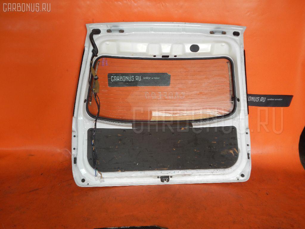 Дверь задняя NISSAN EXPERT VW11. Фото 3