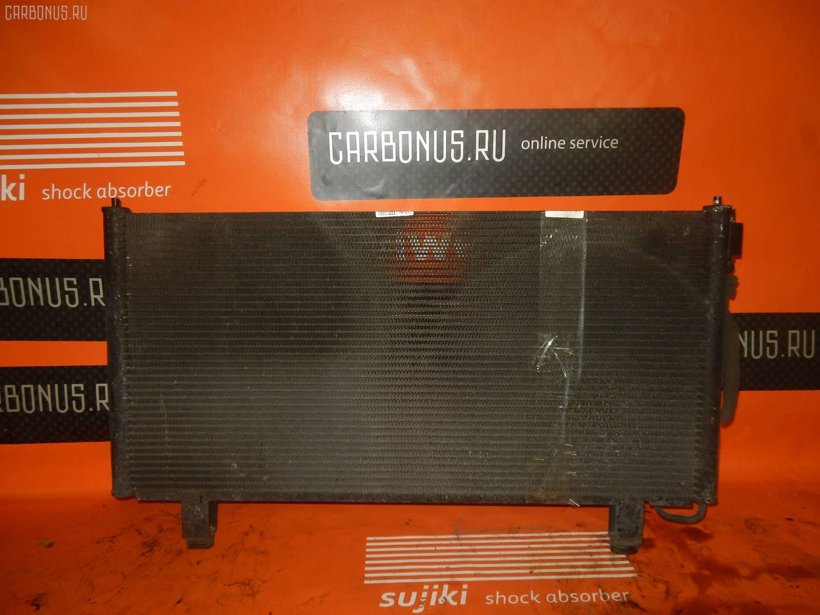 Радиатор кондиционера NISSAN LAUREL GC35 RB25DE. Фото 2