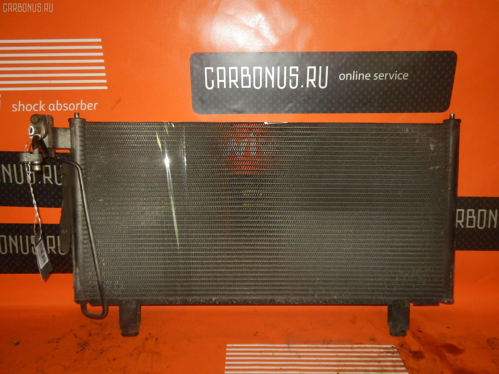 Радиатор кондиционера NISSAN LAUREL GC35 RB25DE. Фото 1