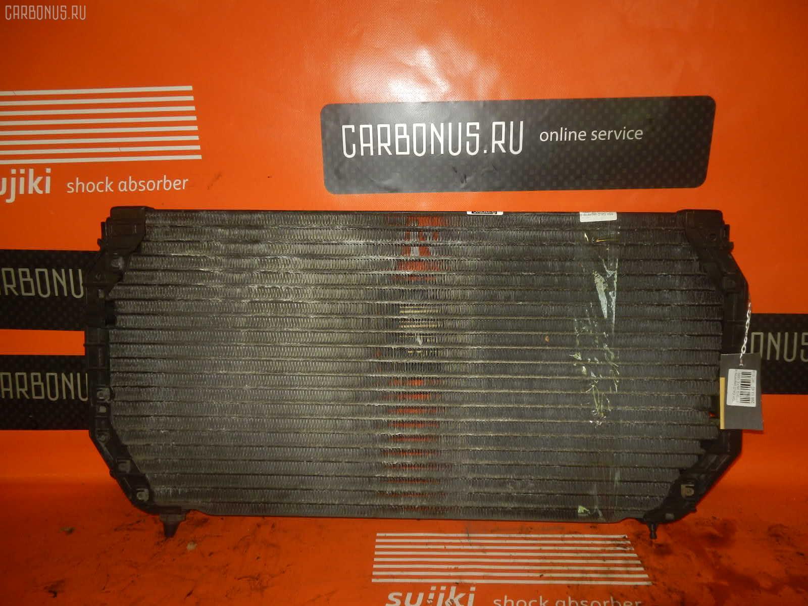 Радиатор кондиционера TOYOTA CALDINA ST191G 3S-FE. Фото 7