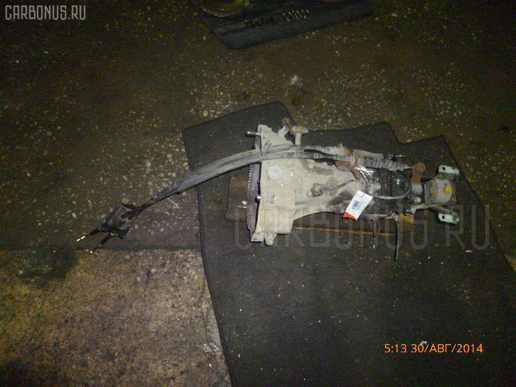 КПП механическая SUZUKI EVERY DA51V F6A-T Фото 4