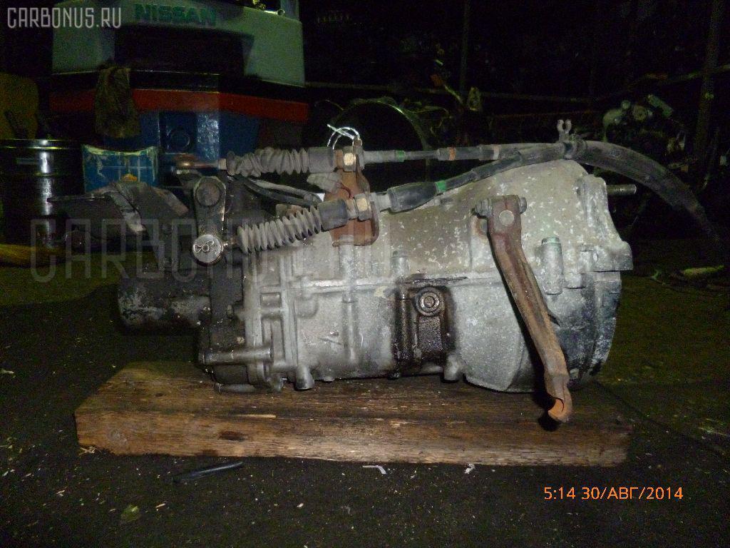 КПП механическая SUZUKI EVERY DA51V F6A-T Фото 6