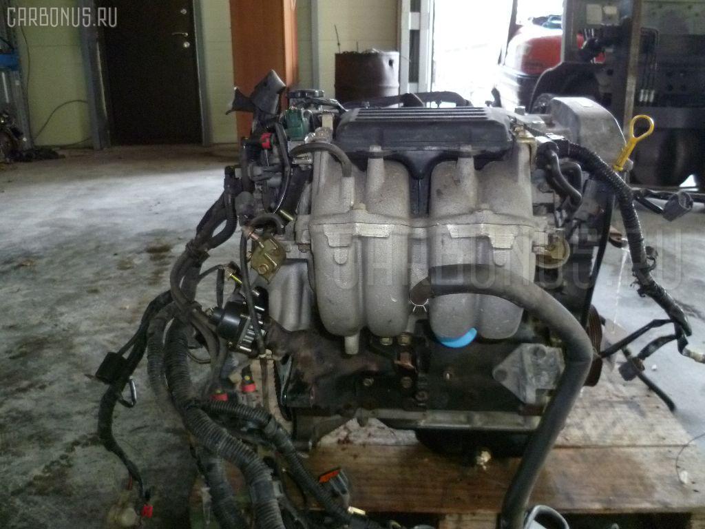 Двигатель MAZDA MPV LWEW FS. Фото 5