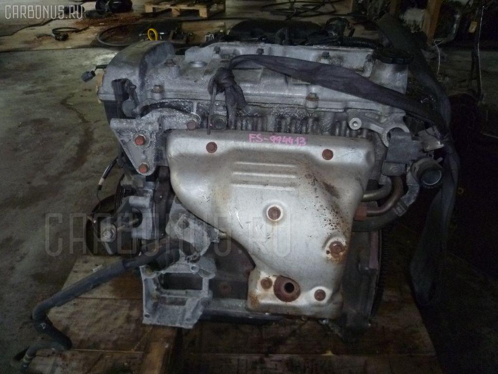 Двигатель MAZDA MPV LWEW FS. Фото 7