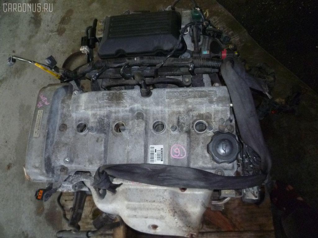 Двигатель MAZDA MPV LWEW FS. Фото 8