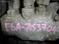 Двигатель SUZUKI EVERY DA52V F6A-T Фото 8