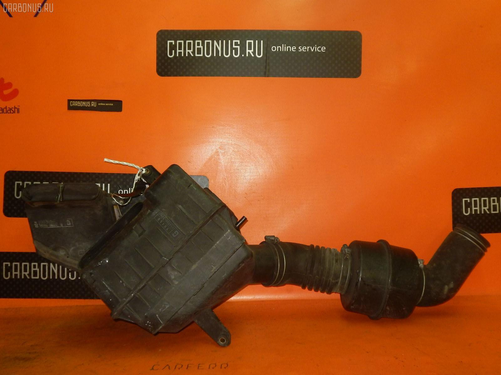 Корпус воздушного фильтра TOYOTA CHASER GX90 1G-FE. Фото 9