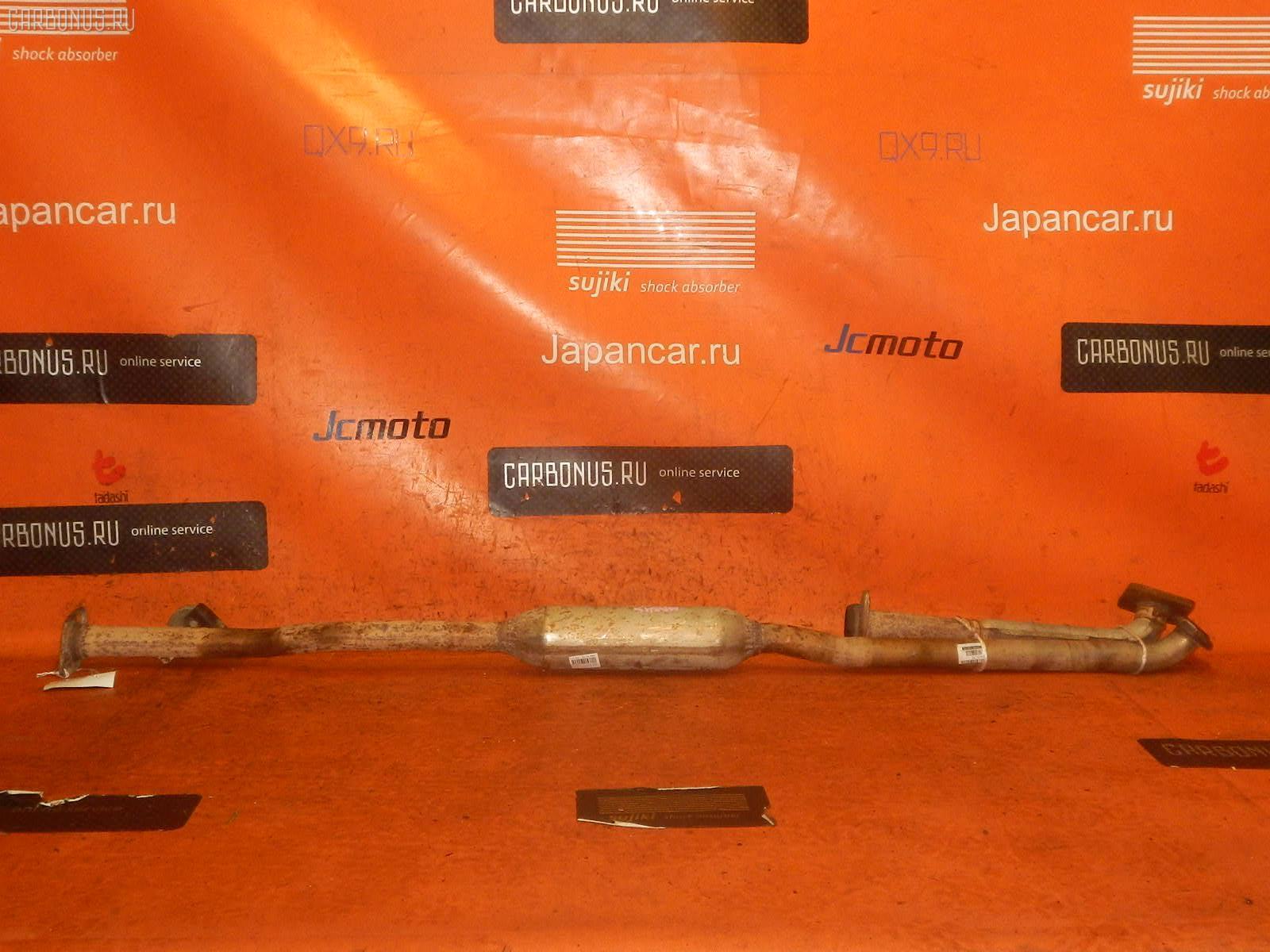 Глушитель SUZUKI WAGON R SOLIO MA34S M13A. Фото 5