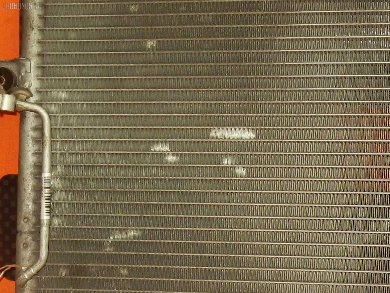 Радиатор кондиционера NISSAN BLUEBIRD QU14 QG18DE. Фото 4