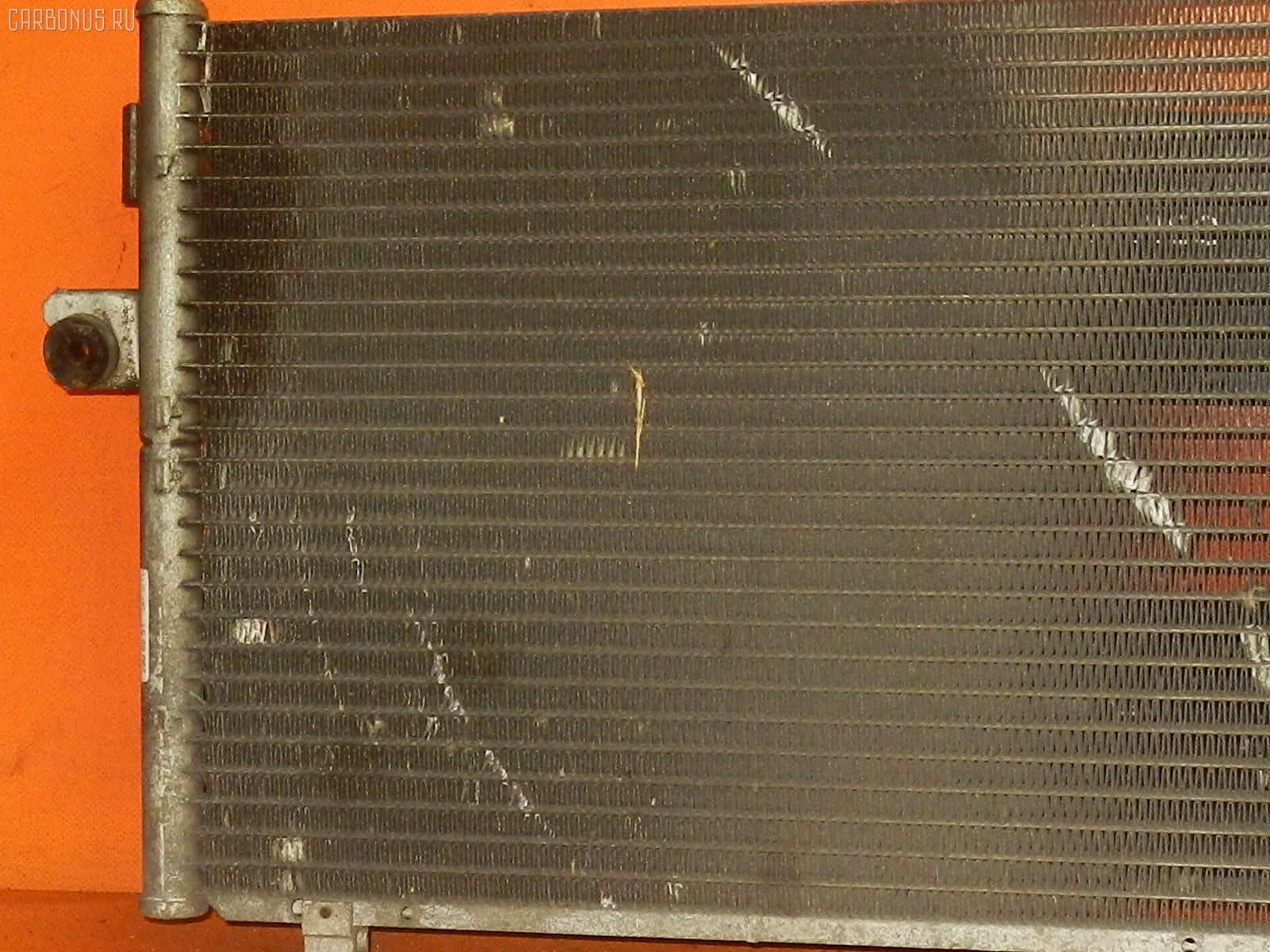 Радиатор кондиционера NISSAN BLUEBIRD QU14 QG18DE. Фото 8