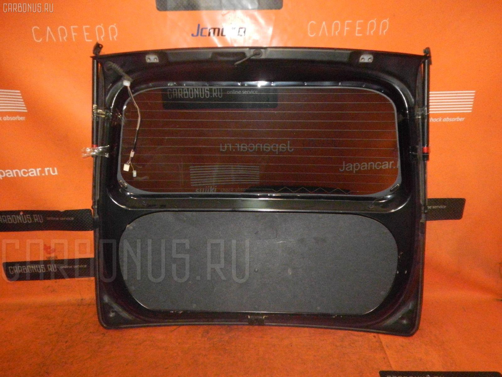 Дверь задняя TOYOTA BB NCP31. Фото 6