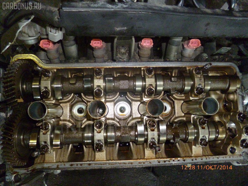 Двигатель TOYOTA STARLET EP82 4E-FE. Фото 2