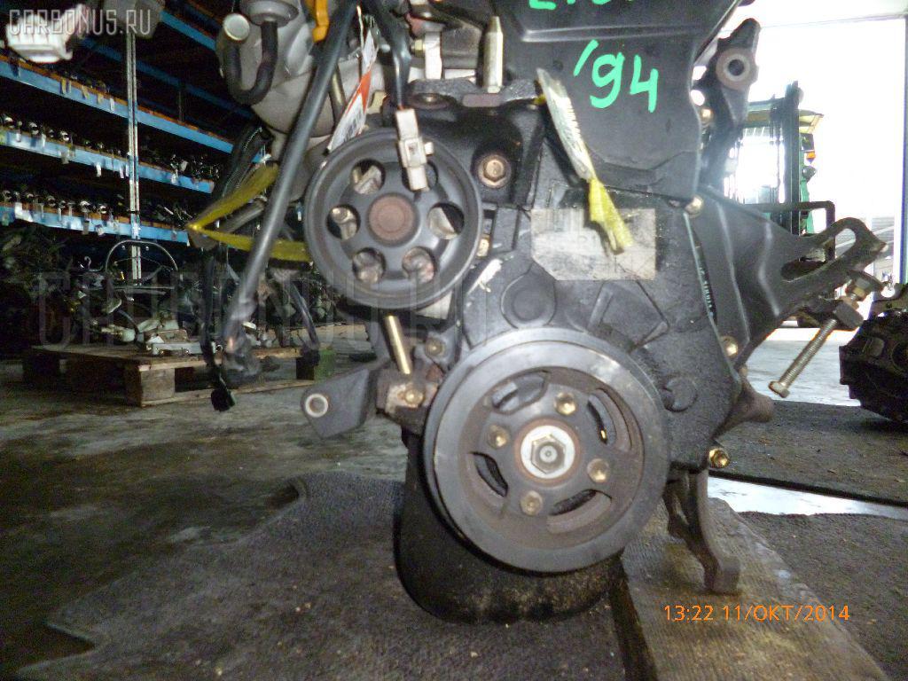 Двигатель TOYOTA STARLET EP82 4E-FE. Фото 3