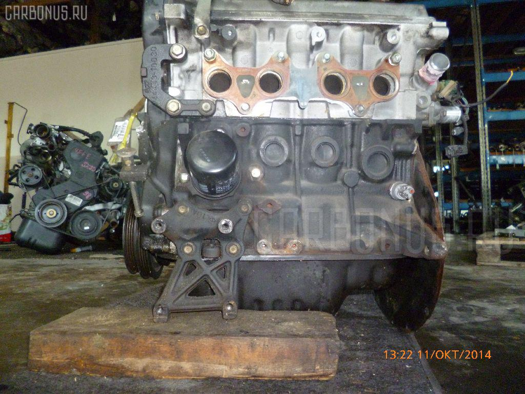 Двигатель TOYOTA STARLET EP82 4E-FE. Фото 4
