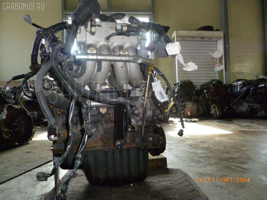 Двигатель TOYOTA STARLET EP82 4E-FE. Фото 6