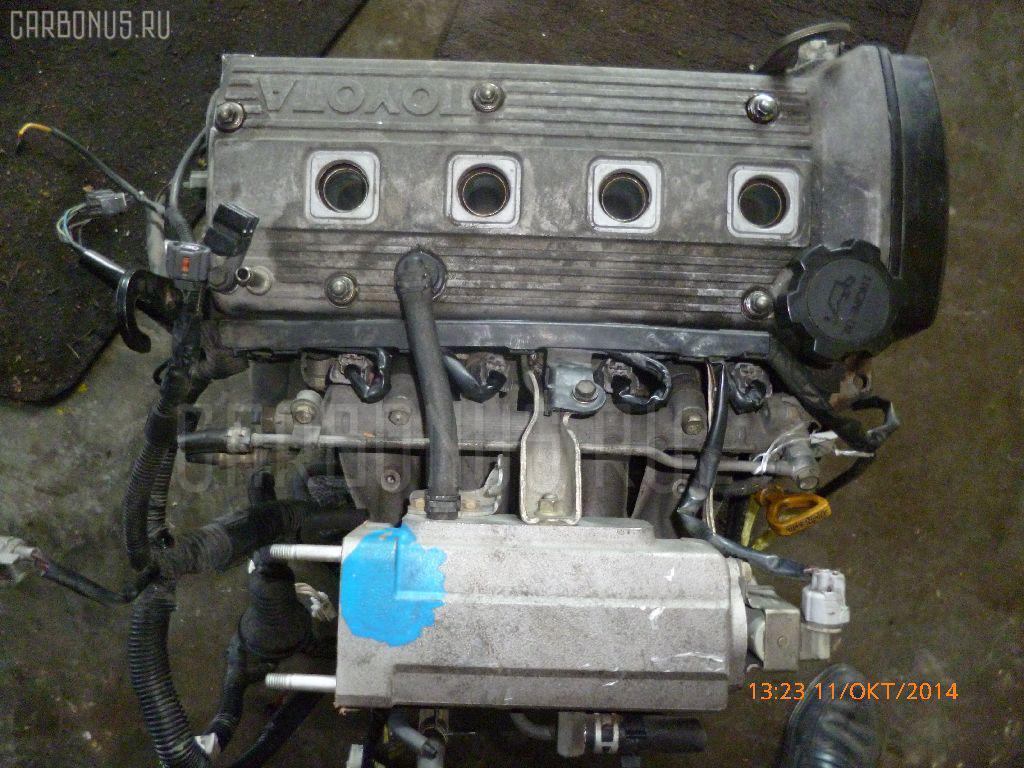 Двигатель TOYOTA STARLET EP82 4E-FE. Фото 7
