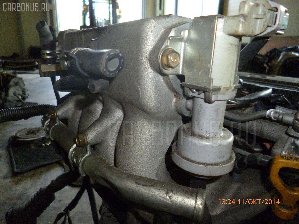 Двигатель TOYOTA STARLET EP82 4E-FE. Фото 9