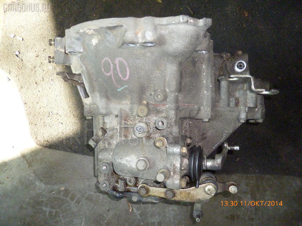 КПП механическая TOYOTA STARLET EP82 4E-FE. Фото 9
