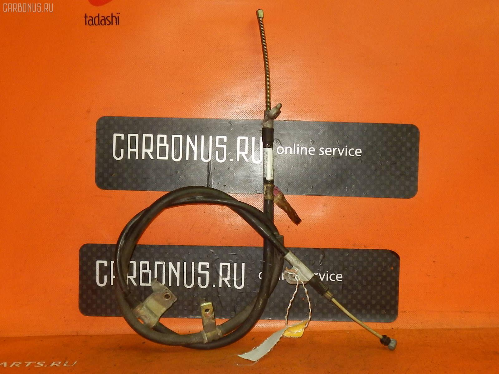 Тросик стояночного тормоза TOYOTA CORONA PREMIO AT210 4A-FE. Фото 7