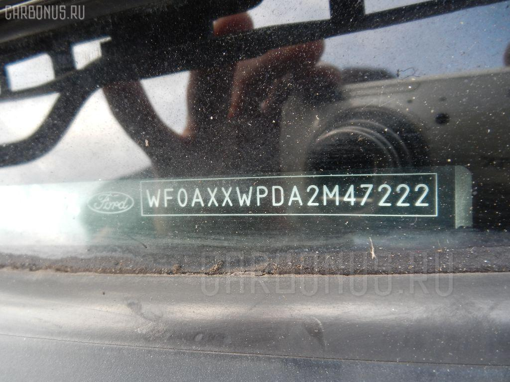 Ремень безопасности FORD FOCUS WF0FYD Фото 5