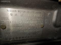 Подушка двигателя NISSAN WINGROAD WHY11 QG18DE Фото 6