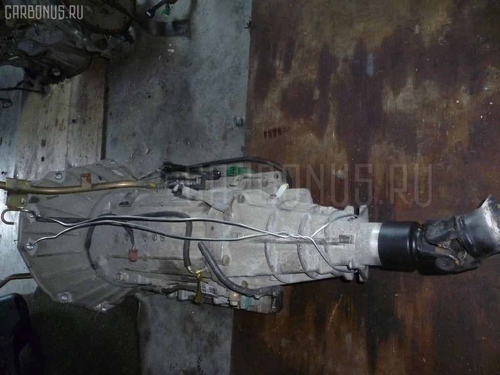 КПП автоматическая NISSAN STAGEA M35 VQ25DD Фото 6
