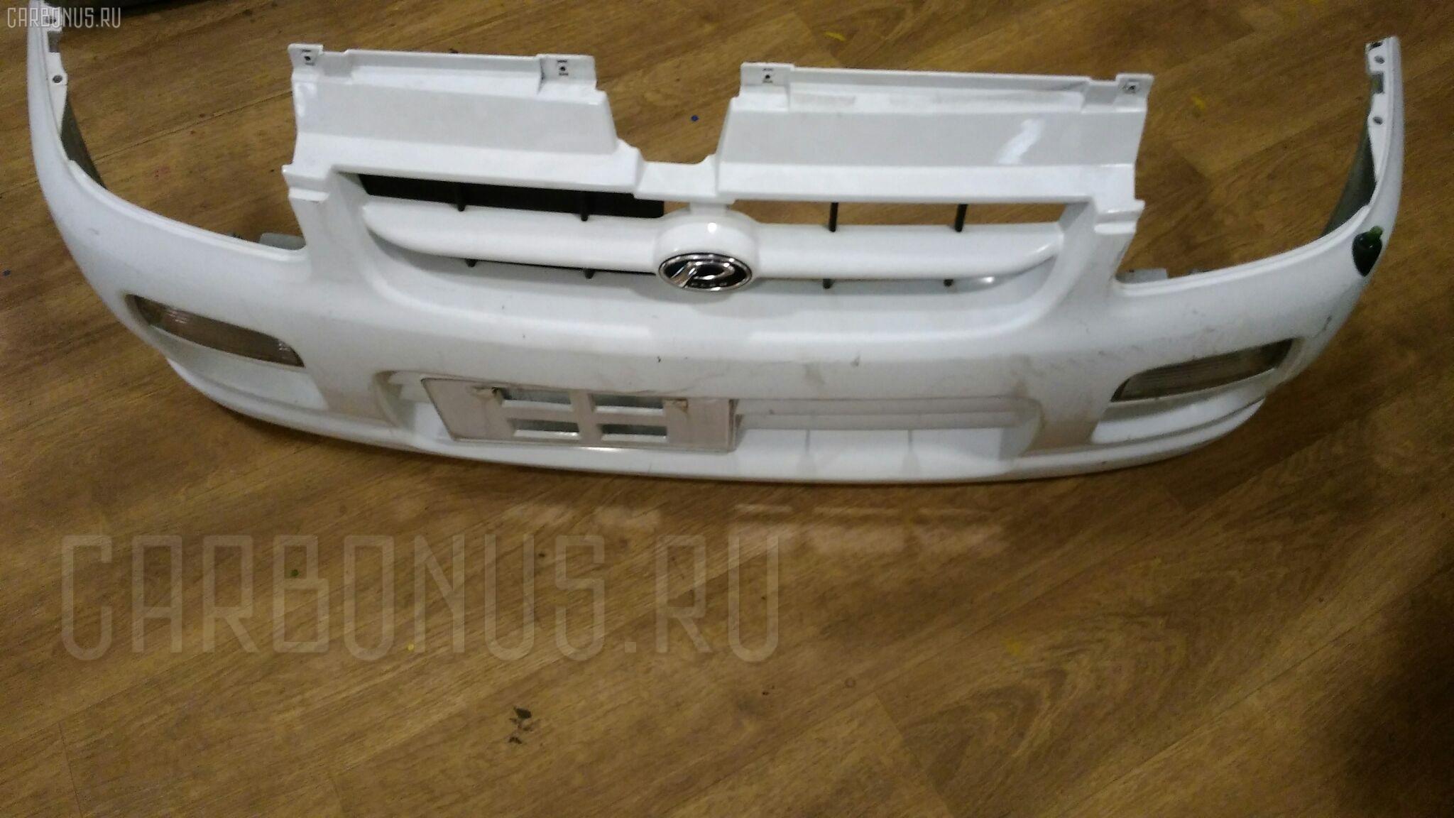 Бампер Subaru Pleo RA1 Фото 1