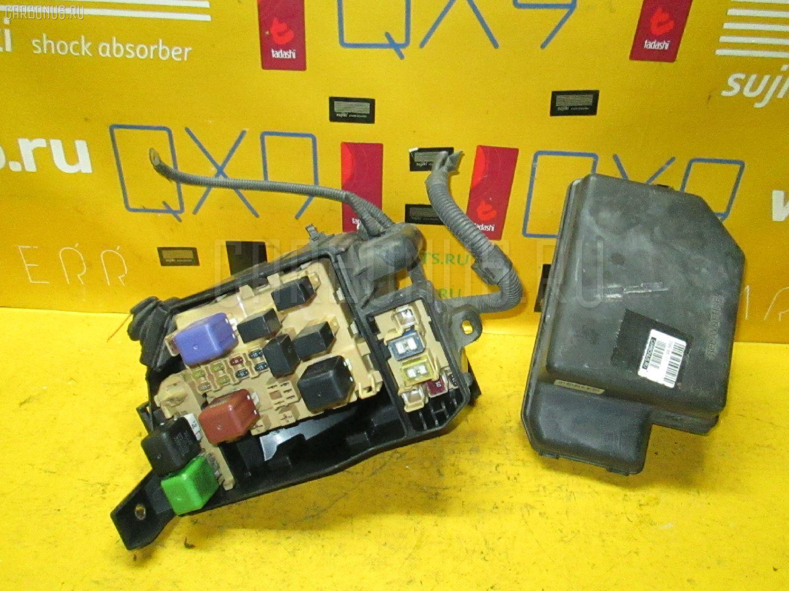 Блок предохранителей TOYOTA CHASER GX100 1G-FE. Фото 7