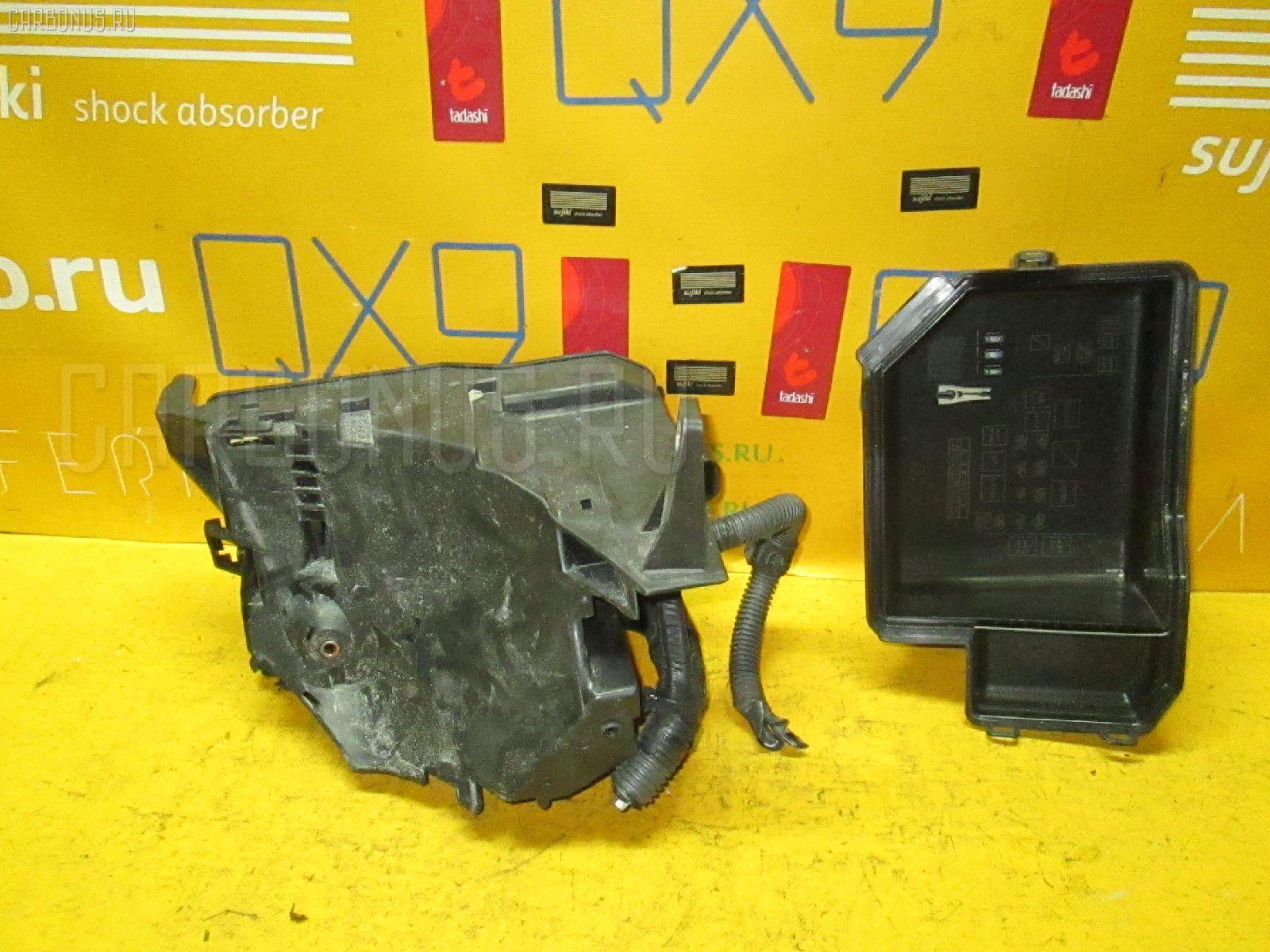 Блок предохранителей TOYOTA CHASER GX100 1G-FE. Фото 8